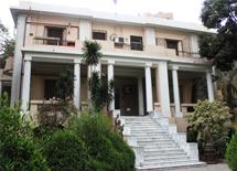 Консульский отдел Посольства РФ в Каире